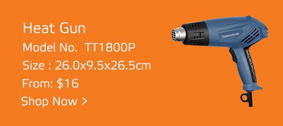 Theromotools Heat Gun