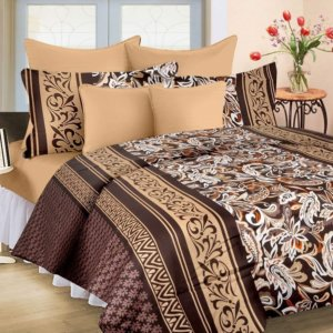 Contemporary Printed Bed Sheets